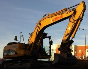 Rowan Training - Excavator